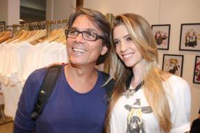 Nicole Abramoff ressurge no FNO com a marca Tee Match no São Conrado Fashion Mall
