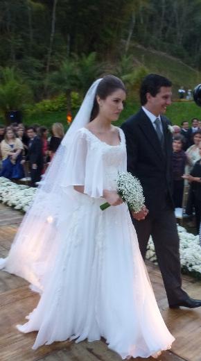 O casamento do ano: Catarina Gouvêa Vieira e Antonio Rodrigues trocam alianças em noite espetacular em Itaipava