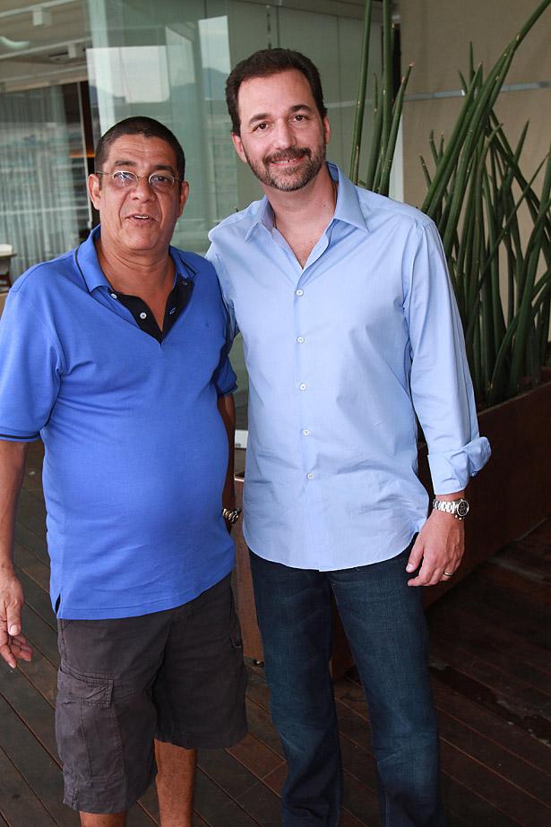 Zeca Pagodinho e Benny Rosset