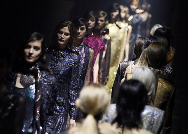 Semana de Moda de Paris: Balmain e Lanvin traçam suas apostas para o verão 2014