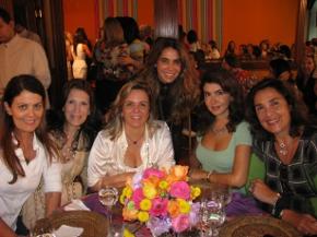 SP Gioielli recebe para almoço-desfile no Gávea Golf e sacode o mulherio poderoso carioca