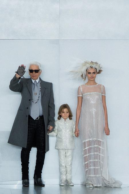 A alta-costura esportiva da Chanel