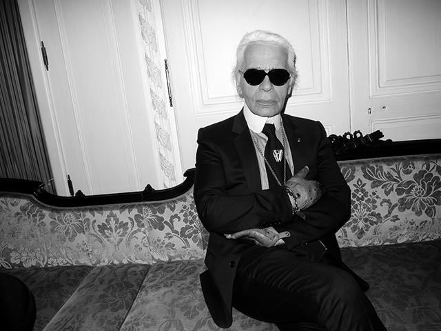 Karl Lagerfeld assina décor de suítes do Hôtel de Crillon, em Paris