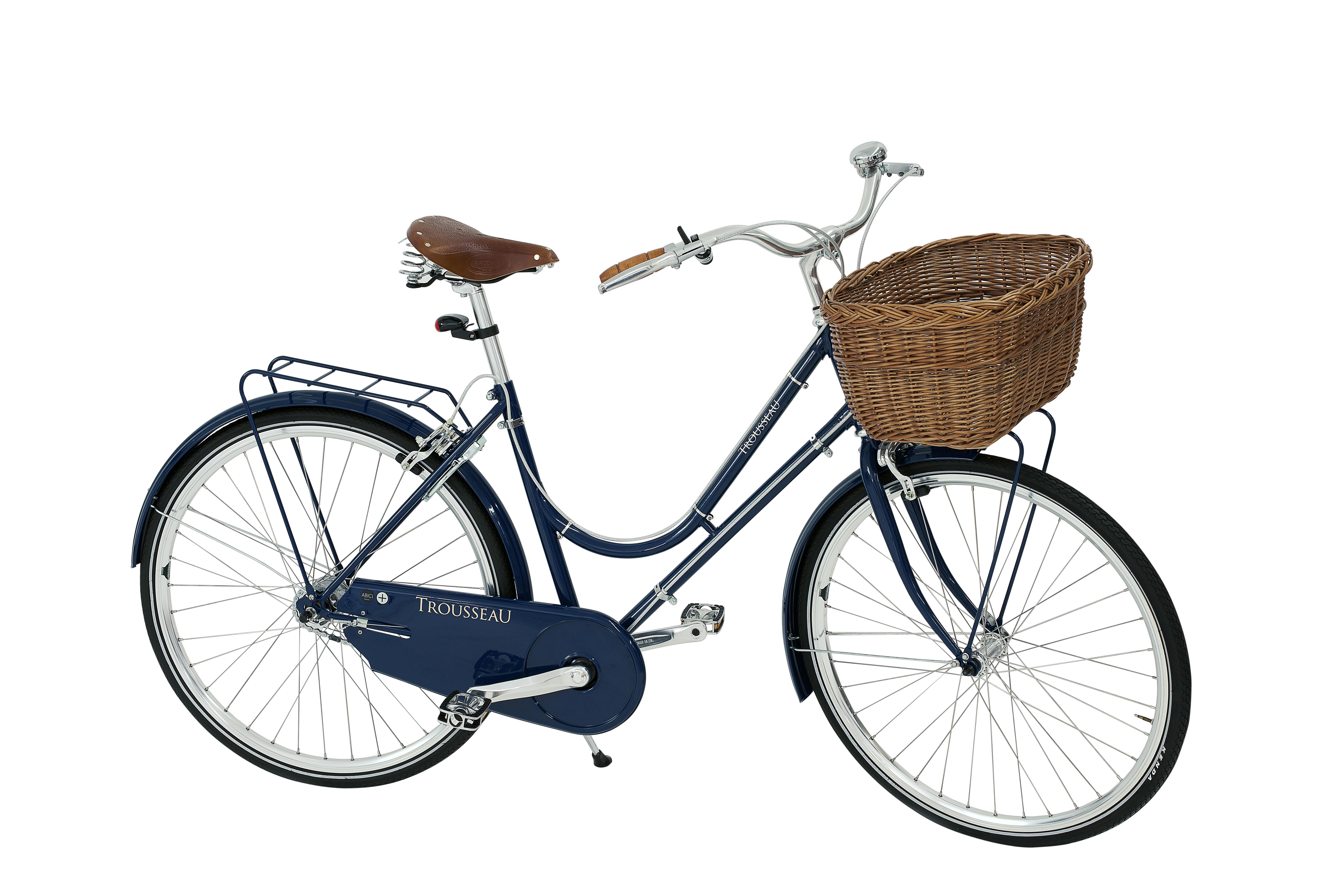 Trousseau apresenta novo modelo de bicicleta para o verão 2014