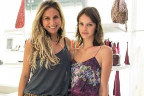 ATeen lança seu inverno 2014 com a presença da atriz Laura Neiva no Fashion Mall