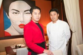 Mee, o novo restaurante do Hotel Copacabana Palace recebe convidados vips para conhecer a cozinha do chef Rafael Hidaka