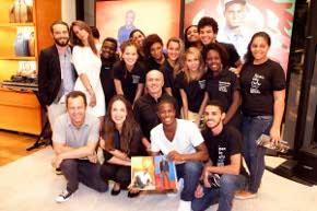 Louis Vuitton e a Revista RG promovem badalo e apresenta projeto de fotografia com a ONG Spetaculu