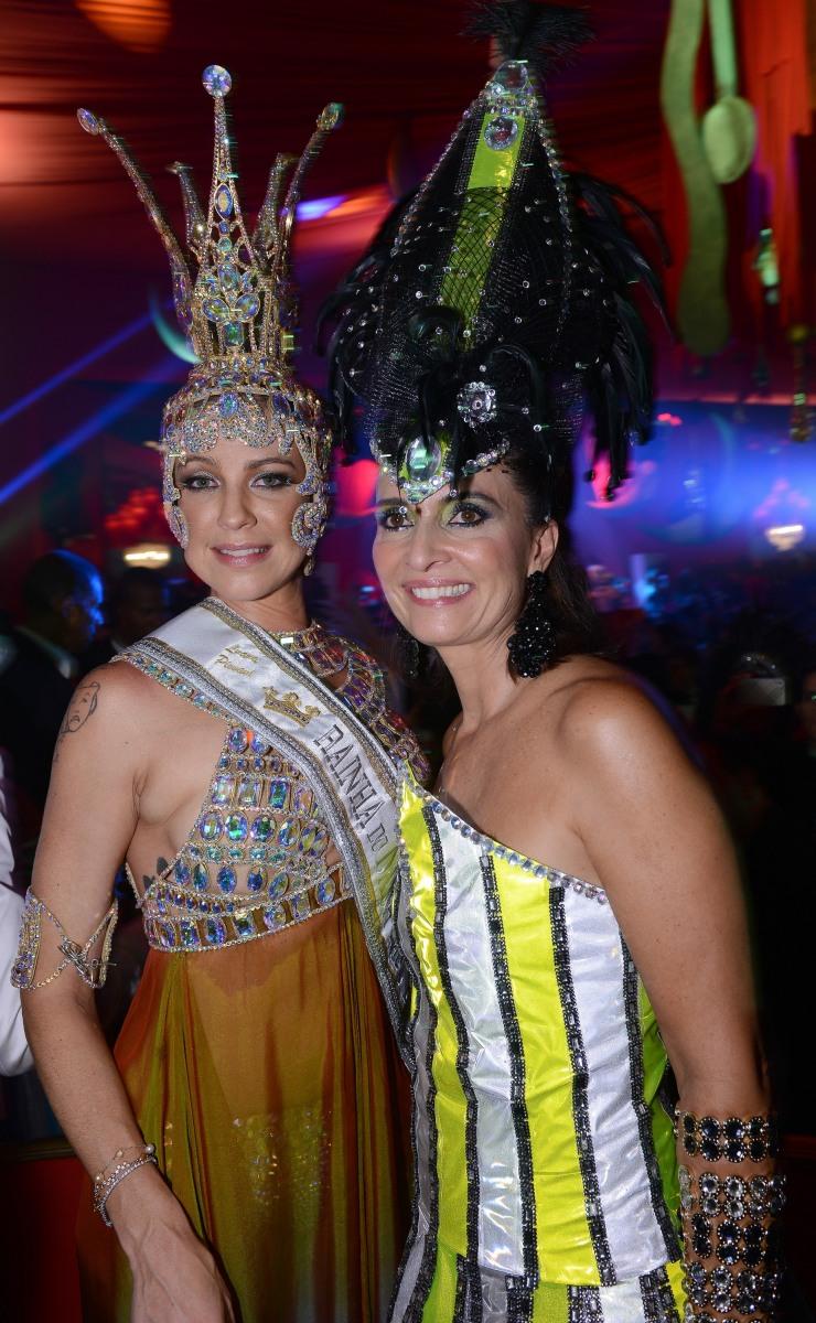 Dada Magic Ball o espetáculo anual do Zeka Marquez para os foliões do mundo todo no Hotel Copacabana Palace