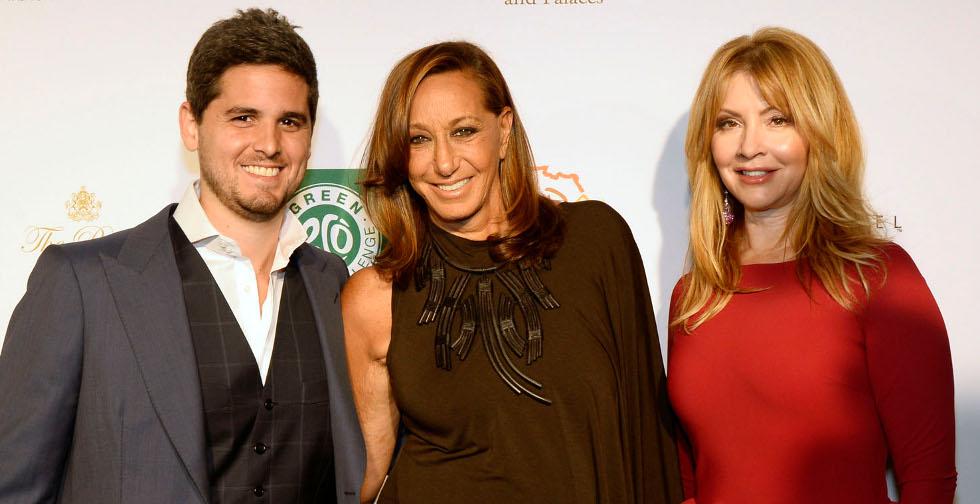 F4D_Rony Meisler, Donna Karan e Evie Evangelou 4