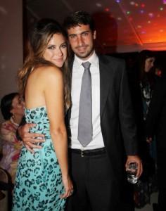 Barbara Pittigliani e Bernardo Sued o casal 20 do jovem socity carioca