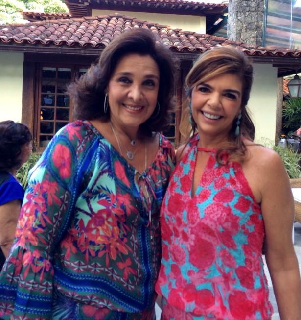 Christiana Malta e Andrea Davies