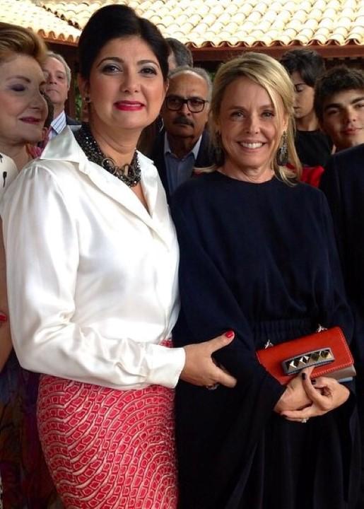 Fernanda Pessoa de Queiroz e Denise Stewart