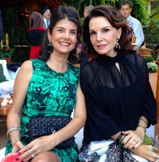 Viviane Grabowsky e Patricia Mayer