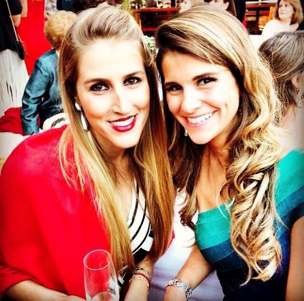 Fernanda Palhares e Ana Claudia Toledo