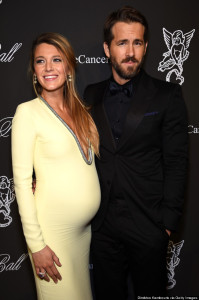 Blake Lively e Ryan Reynolds no Red Carpet em Nova York