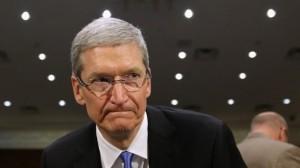 Tim Cook o CEO da Apple