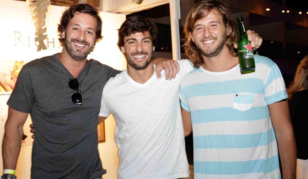 Duda Bastos, Rodrigo asmar e Andre Paris-_SA_8451
