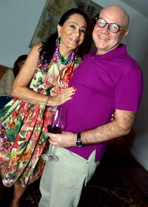 Miriam Gagliardi e Paulo Müller