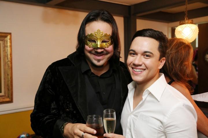 Diego Cosac e Vinicius Belo