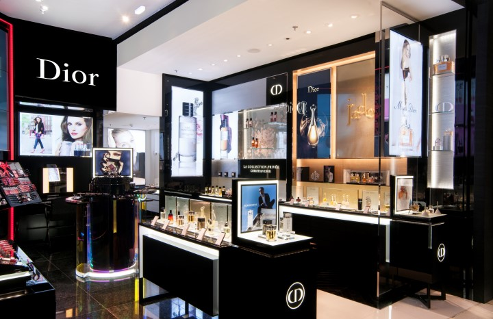 Dior Perfume & Beauty Boutique do Village Mall