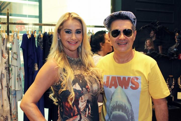Ana Cristina Marquito e Victor Dzenk