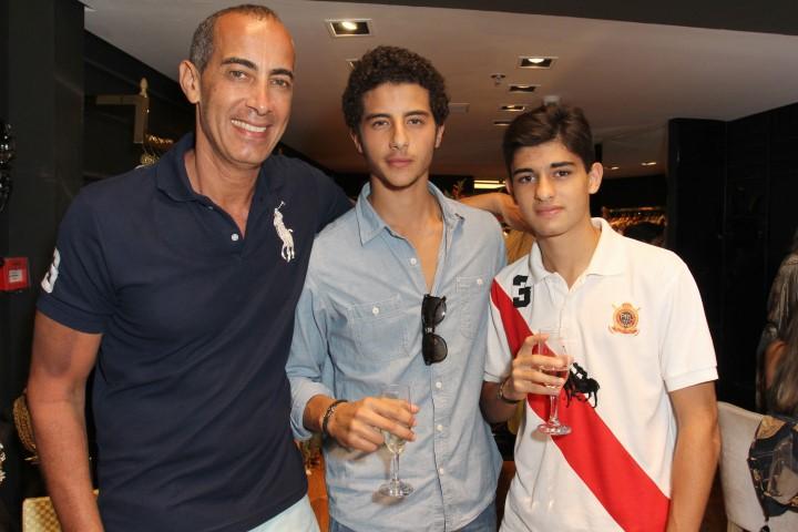 Hassan Kadiri, Chayan Kadiri e Jalil Fennan