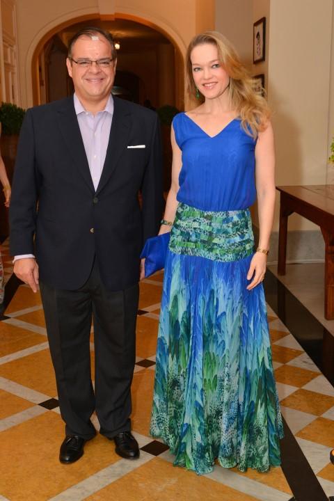 Marcelo e Marcela Torres