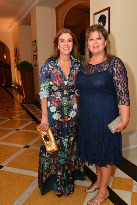 Bete Floris e Jeannette Sendas