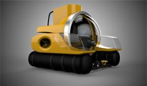 O submarino para lazer é a novidade do Rio Boat Show