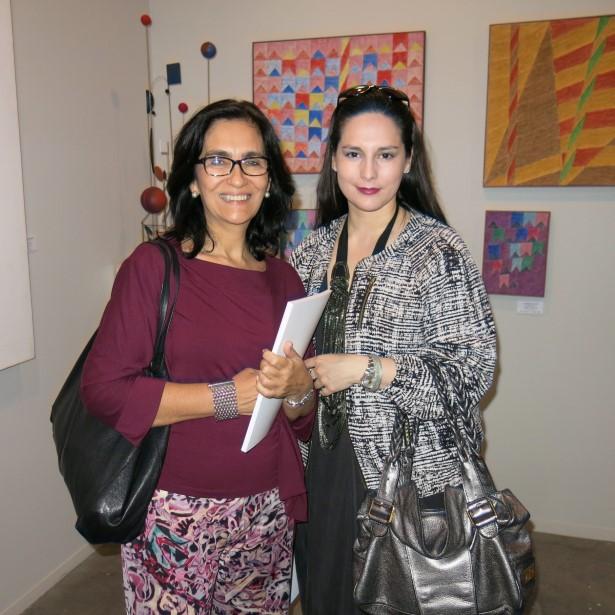Kátia Leite Barbosa e Anna Stasi diretora para AL da Sotheby´s