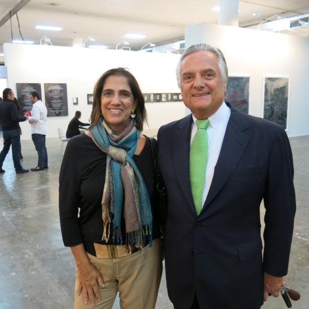 Maria Helena e Carlos Sobral