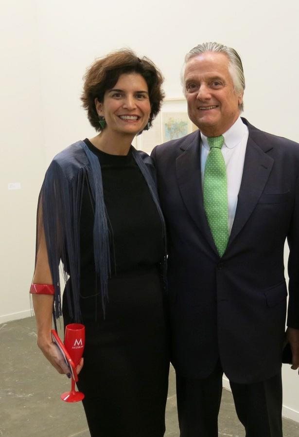 Fernanda Feitosa e Carlos  Eduardo Sobral