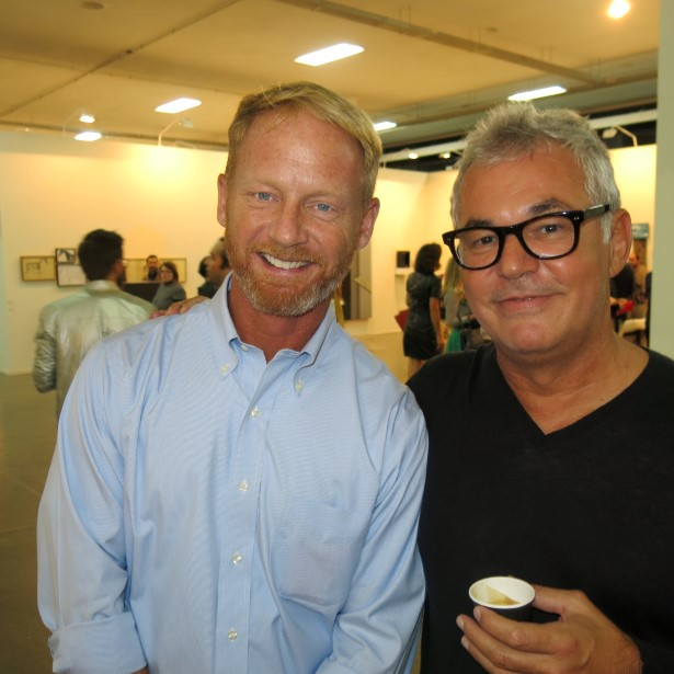 Kevin Ridgley e Marco Chaves
