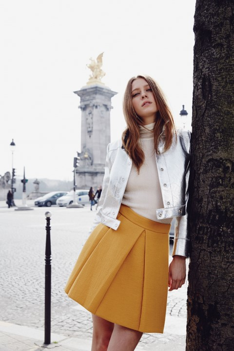 NK Collection Inverno 2015 - Paris - low key style -chics
