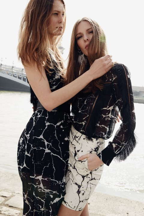 NK Collection Inverno 2015 - Paris - low key style-chics-modelos Zhanna Emelyanova, Alizee Coucke-fresh-Lara Giliberto-highlights-shapes
