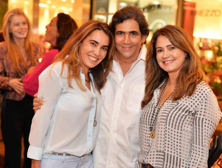 Rita Zecchin, Antonio Neves da Rocha e Angela Rocco