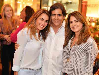 Antonio Neves da Rocha e Diogénes de Queiroz brilham no Fashion Mondays no Fashion Mall