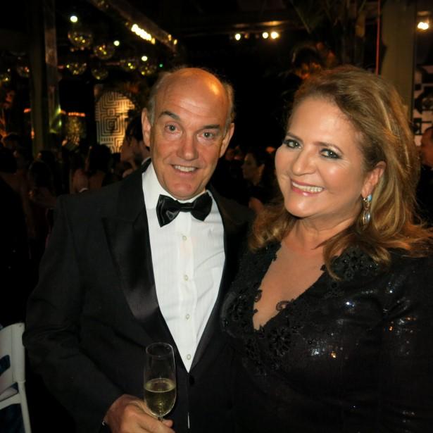 Paulo e Renata Fraga