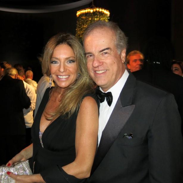 Sacha Cryzman e Mauricio Andrade Ramos