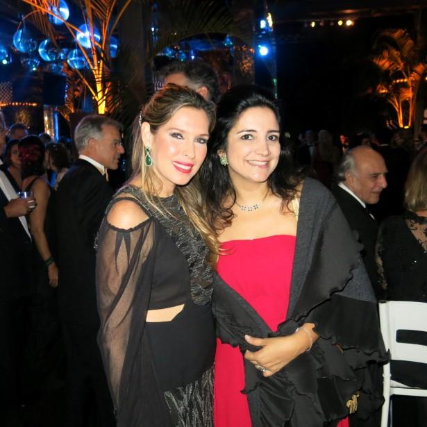 Theresa Hermanny, Silvia Azeredo Santos
