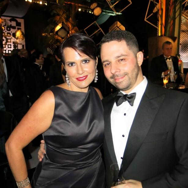 Christina e Roberto Dias Carneiro