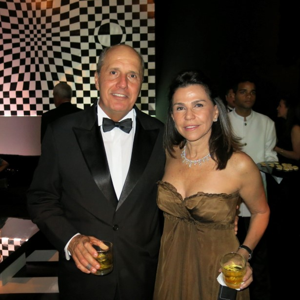 Luiz Carlos e Andrea Nolasco