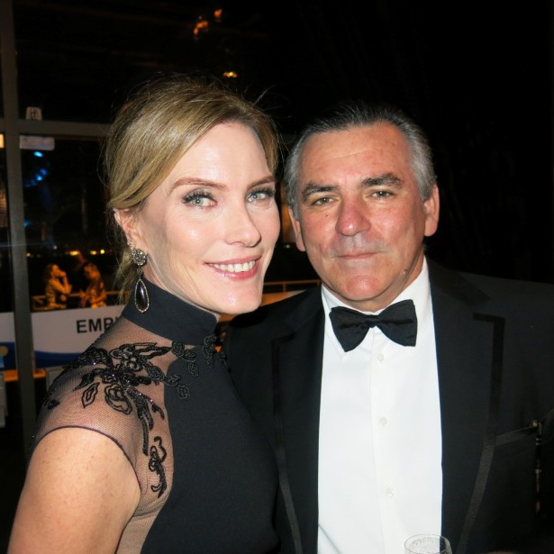 Betina Hagler e Mauricio Manfredi