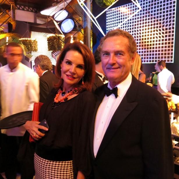 Patricia e Ricardo Mayer