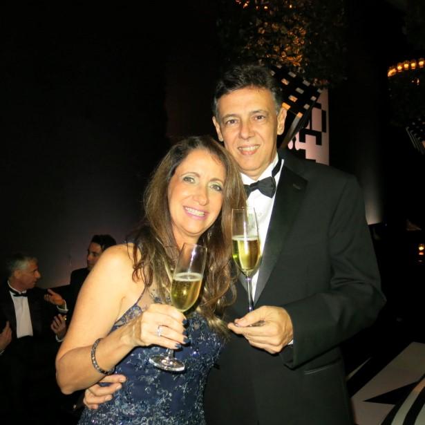 Sonia e Claudio Guaranys