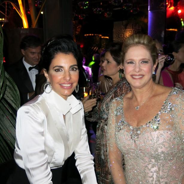 Antonia Frering e Gloria Severiano Ribeiro