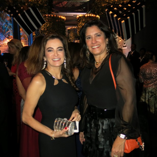 Patricia Correa e Patricia Leal
