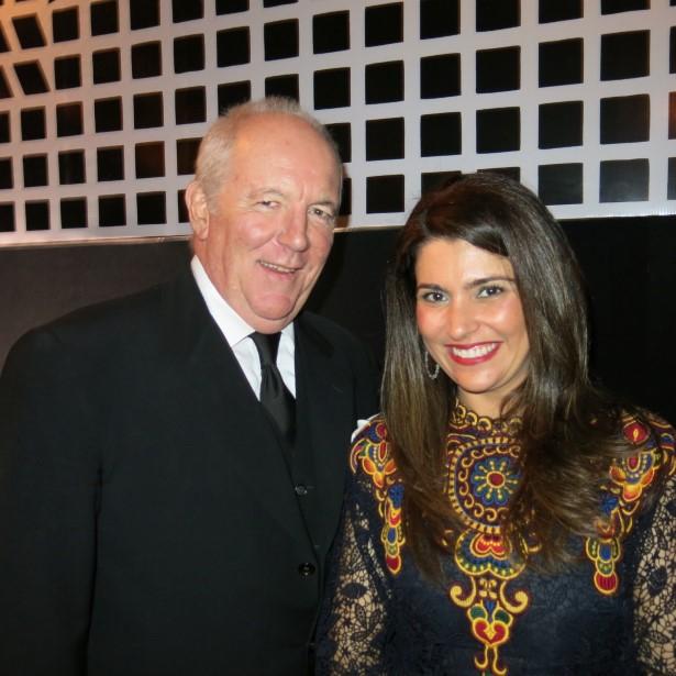 Duda Padilha e Simone Stockler