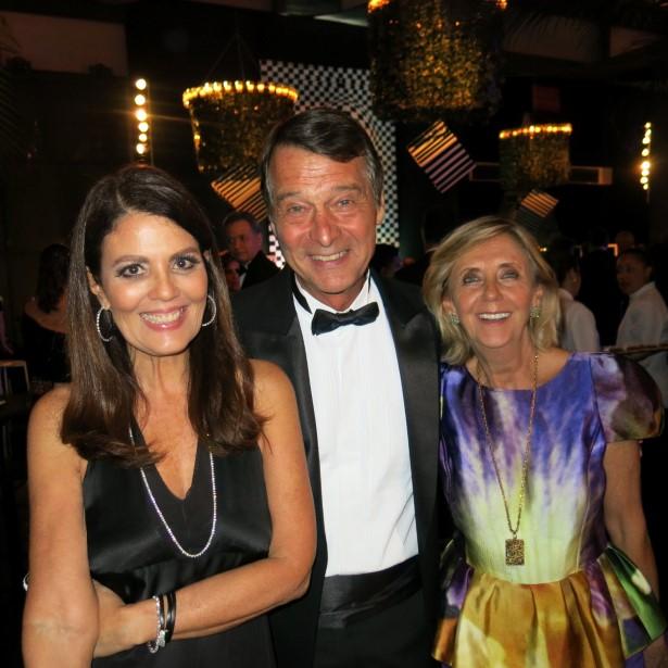 Tininha Machado Coelho, Ted e Teresa Seiler
