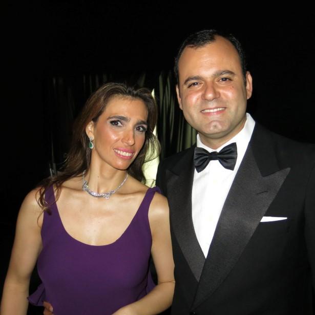 Ana e Erick Figueira de Mello